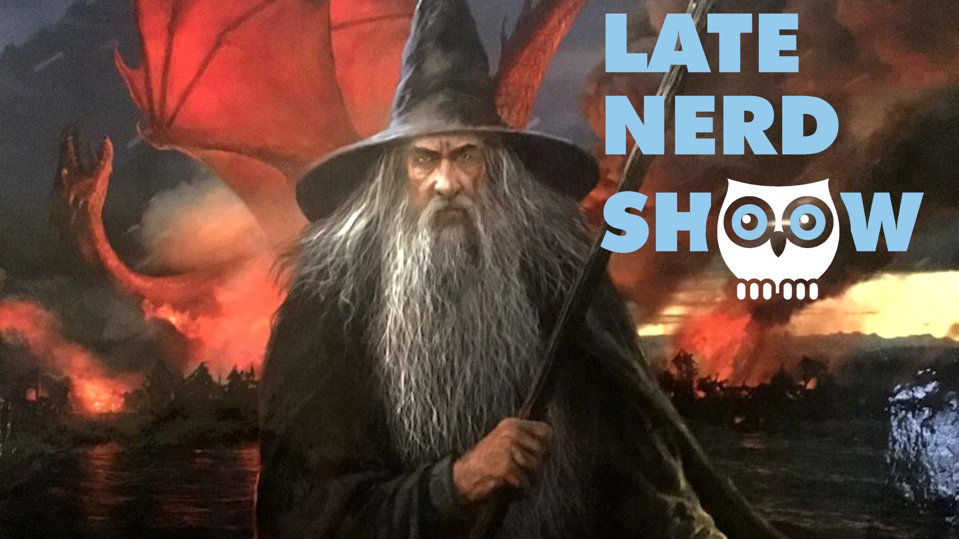 Late Nerd Show 239