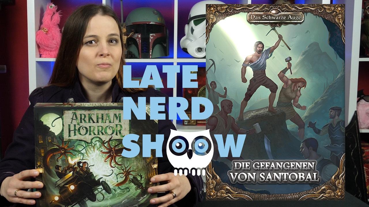 Late Nerd Show 244