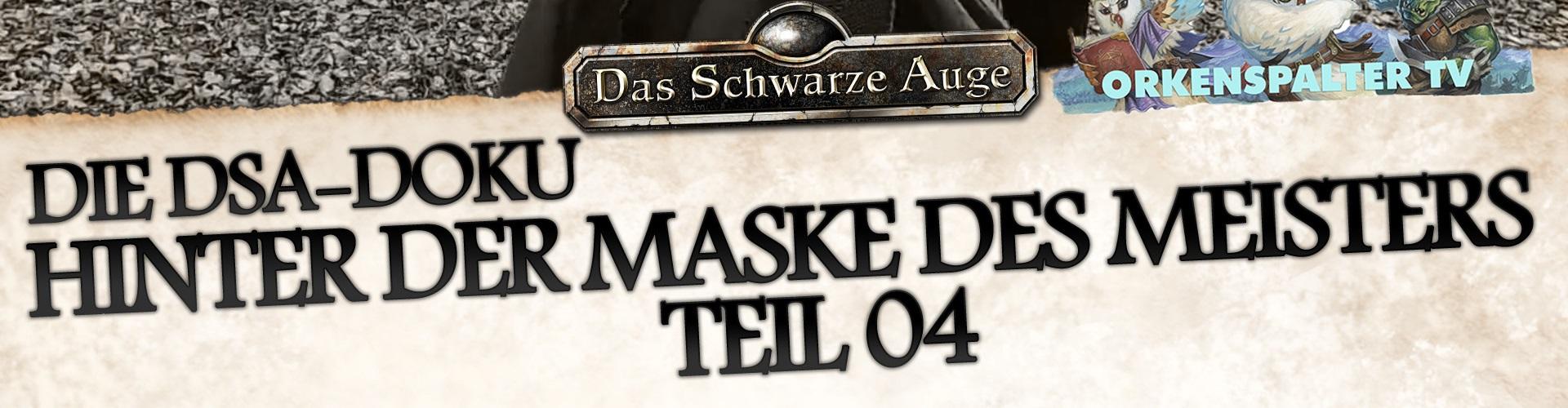 DSA-Doku: Hinter der Maske des Meisters