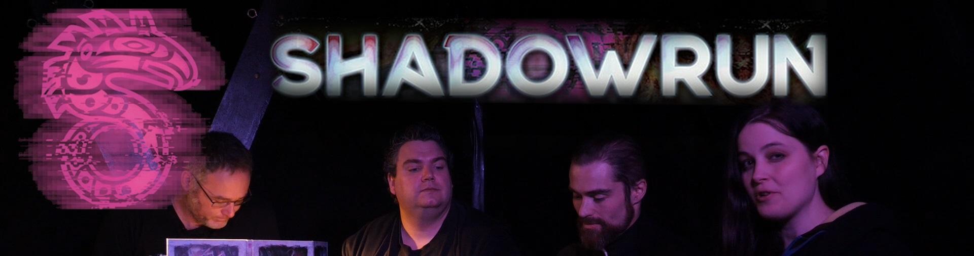 Shadowrun Live-Show im The Cave Frankfurt
