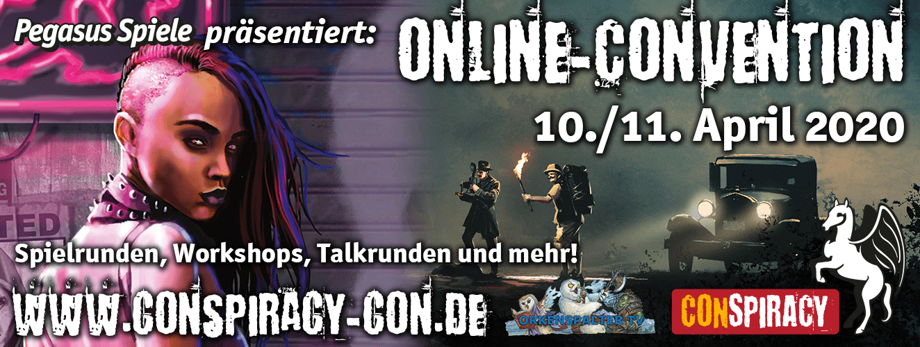 Online-Convention zu Ostern!