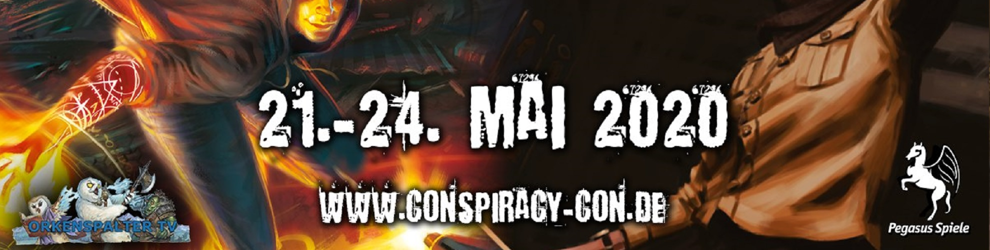 Online-Convention: CONspiracy 2