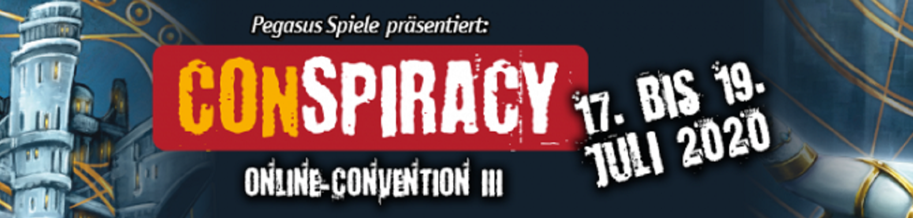 Online-Convention: CONspiracy 3