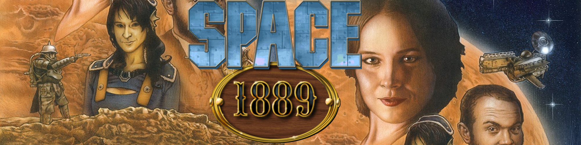 Space 1889: The Secret of Phobos