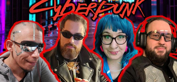 Neue Das Schwarze Auge-Rezis, neue Borbarad Let's Play-Folgen auf dem Zweitkanal, Cyberpunk Red